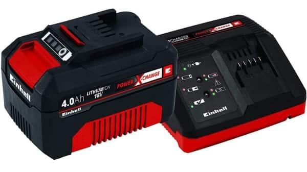 Baterias y Cargadores Einhell Power X-Change