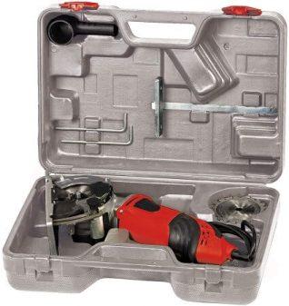 maletin Mini Sierra Circular Einhell TC-CS 860 Kit - 450 W