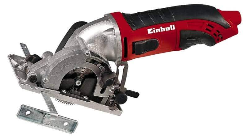 Mini Sierra Circular EINHELL TC-CS 860
