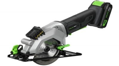 Mini sierra circular Galax Pro 20v a bateria