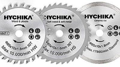 Mini sierra circular HYCHIKA MS-85C