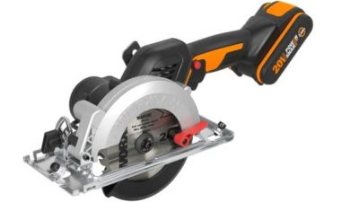 Mini sierra circular Worx WX531
