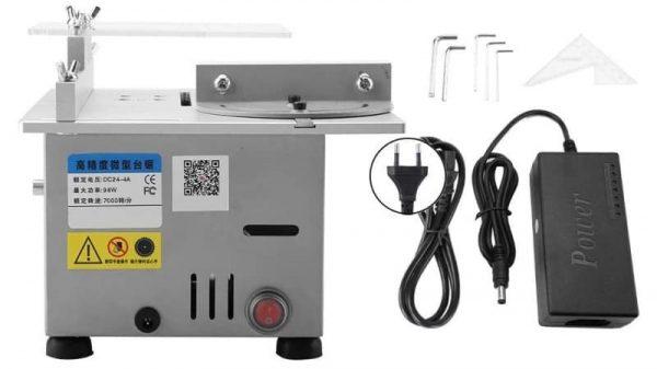 Equipamiento Mini sierra de mesa EFFACER